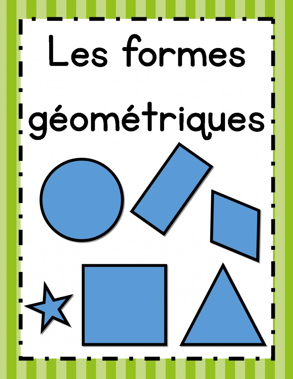 3e Cycle >> Affiches des formes géométriques – La boutique de Mathieu – Ressources pédagogiques pour les ...