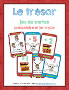 Jeu de cartes - Les pirates