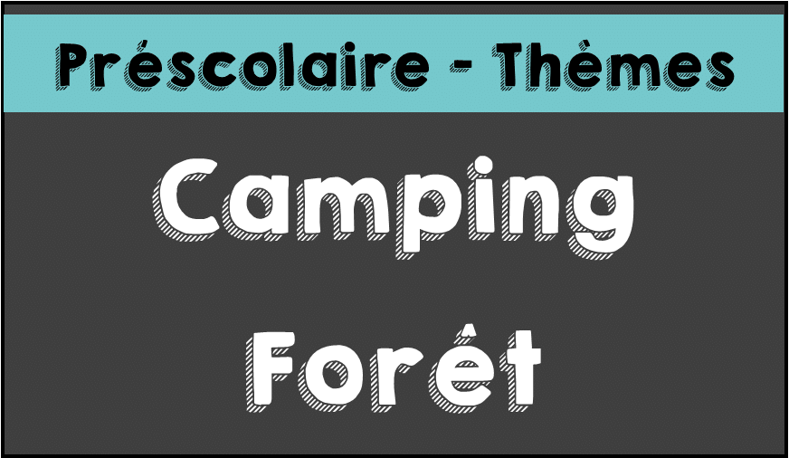 Camping / Forêt