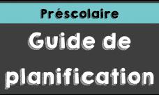 Guides de planification