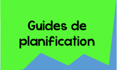 Guides de planification